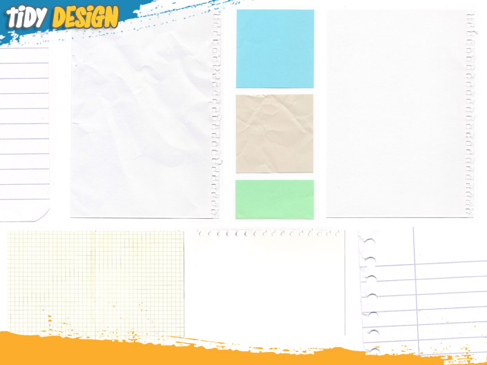 FREE Paper Textures for Commercial use