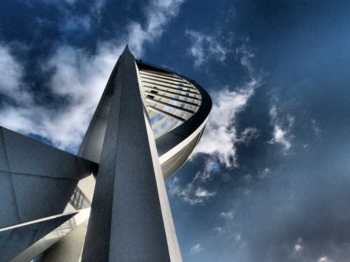 Photos of the Spinnaker Tower in Portsmouth 1