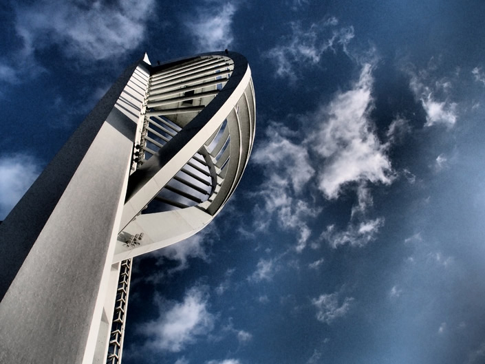 Photos of the Spinnaker Tower in Portsmouth 3