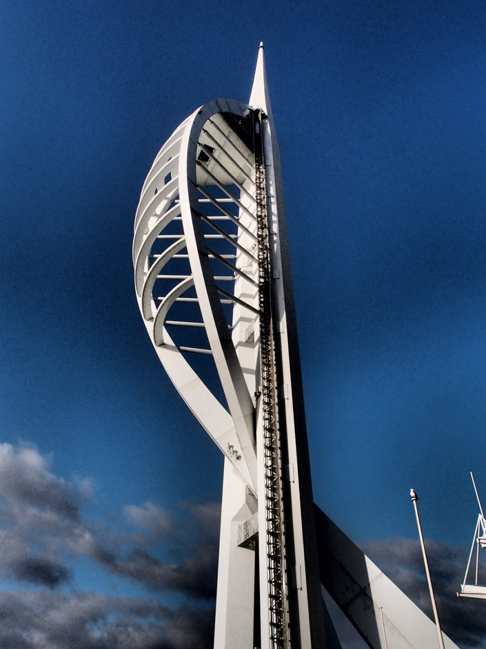 Photos of the Spinnaker Tower in Portsmouth 4