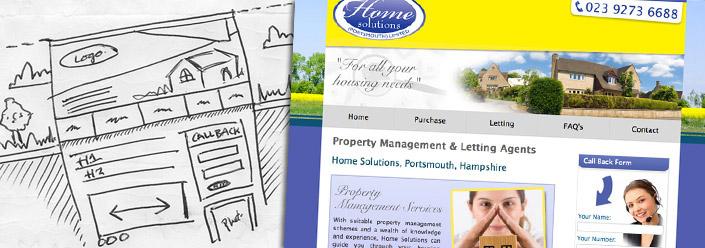 Websites Designed in Portsmouth