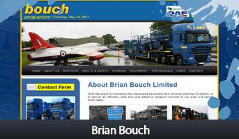 Brian Bouch Southampton