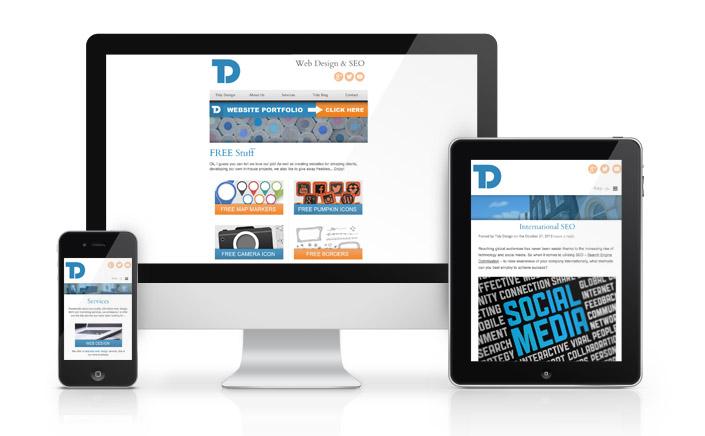 Mobile Website Design Portsmouth