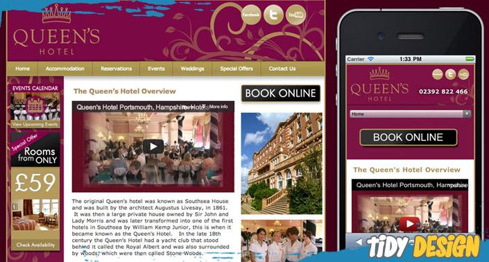 Mobile Website Designers in Portsmouth