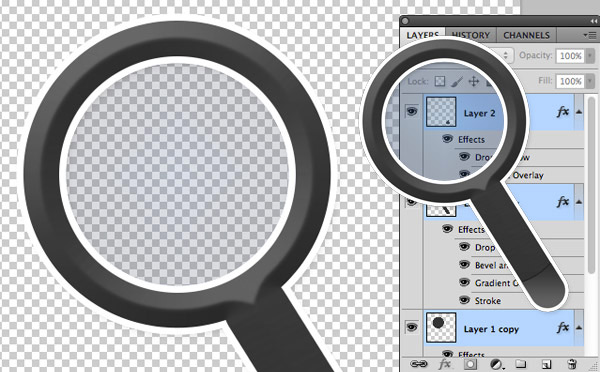 FREE Magnifying Glass Icon PNG