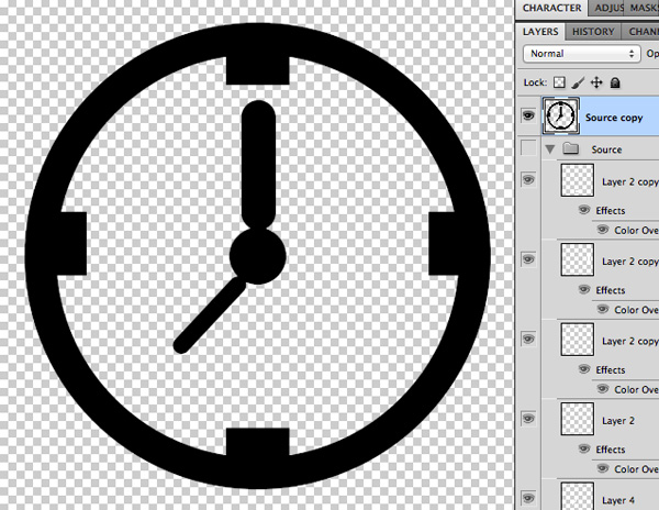 FREE Clock Icon PNG