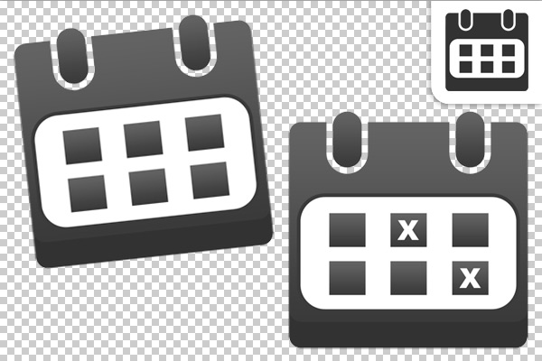 FREE Calendar Icon PNG