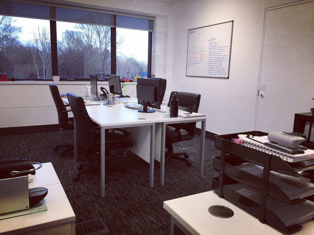 tidy design offices port solent